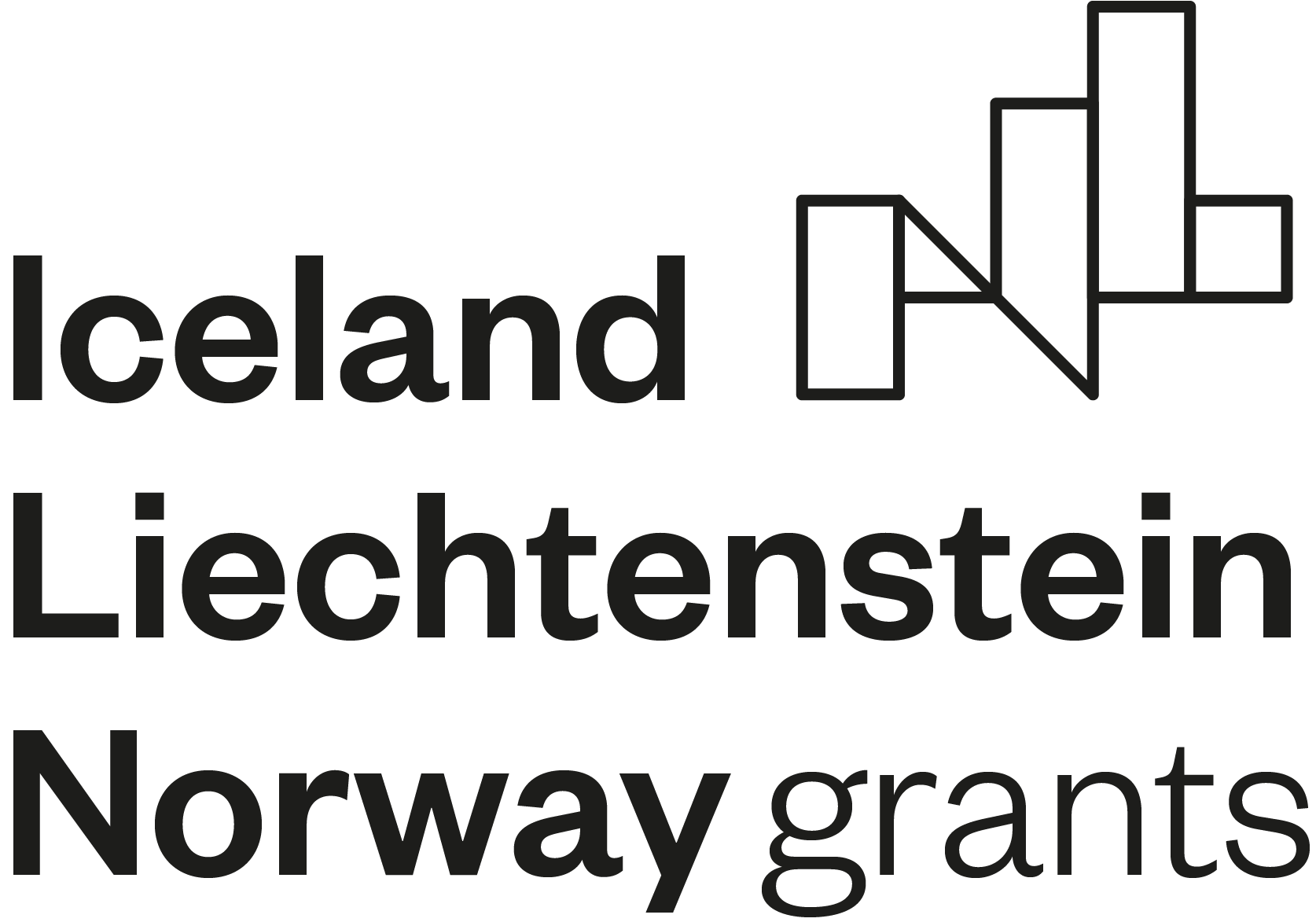 Logo Island, Lichtenstein, Norway Grants